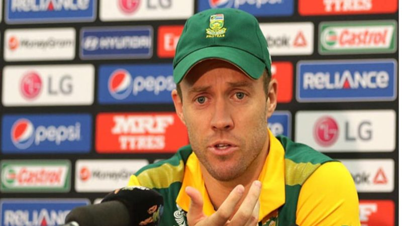 AB de Villiers Re-Entry To International Cricket!! Talks Are Going On…