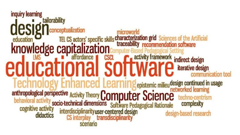 What is Educational Software?