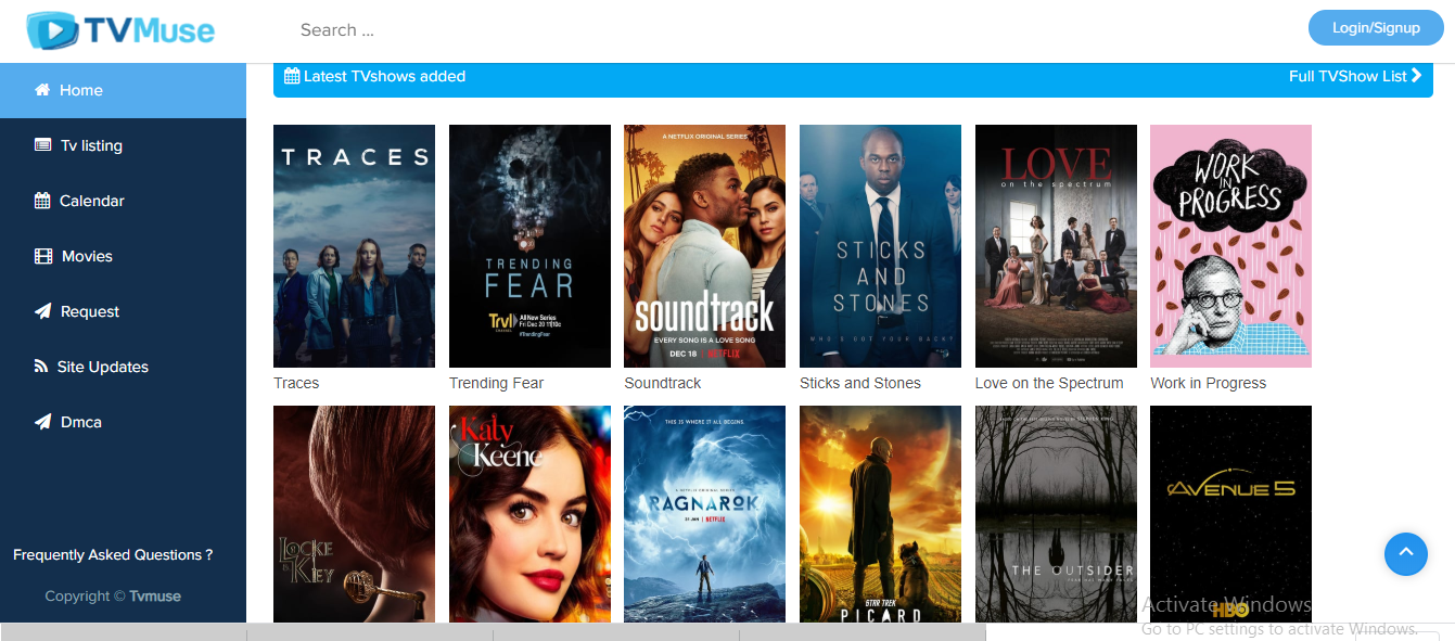 TVMuse Alternatives – Best Proxy And Mirror Sites for TVMuse