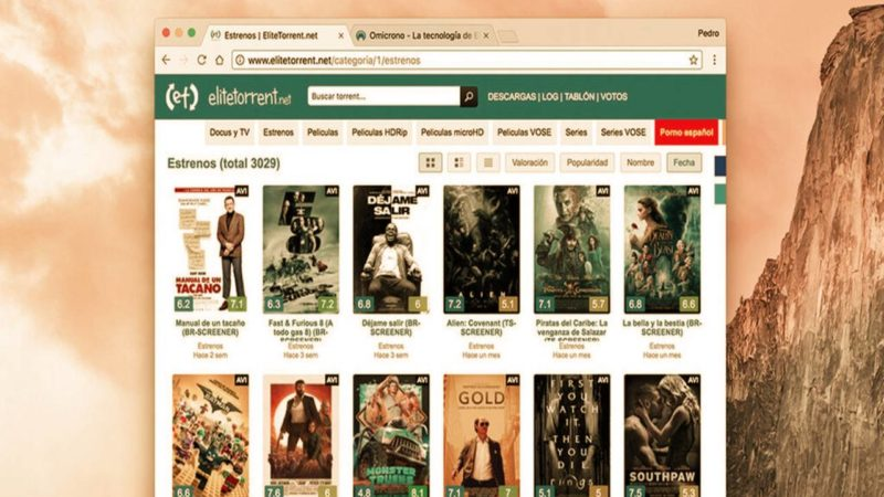 The Best EliteTorrent Alternatives To Download Movies & Series