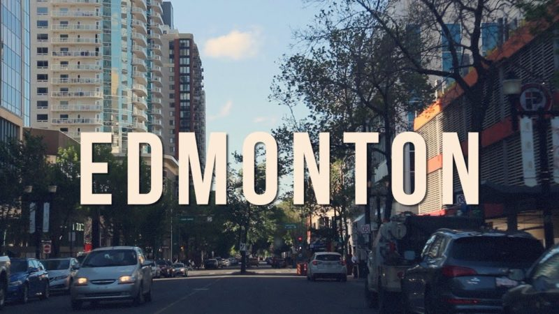 What are the suggestions to have a tour in Edmonton?