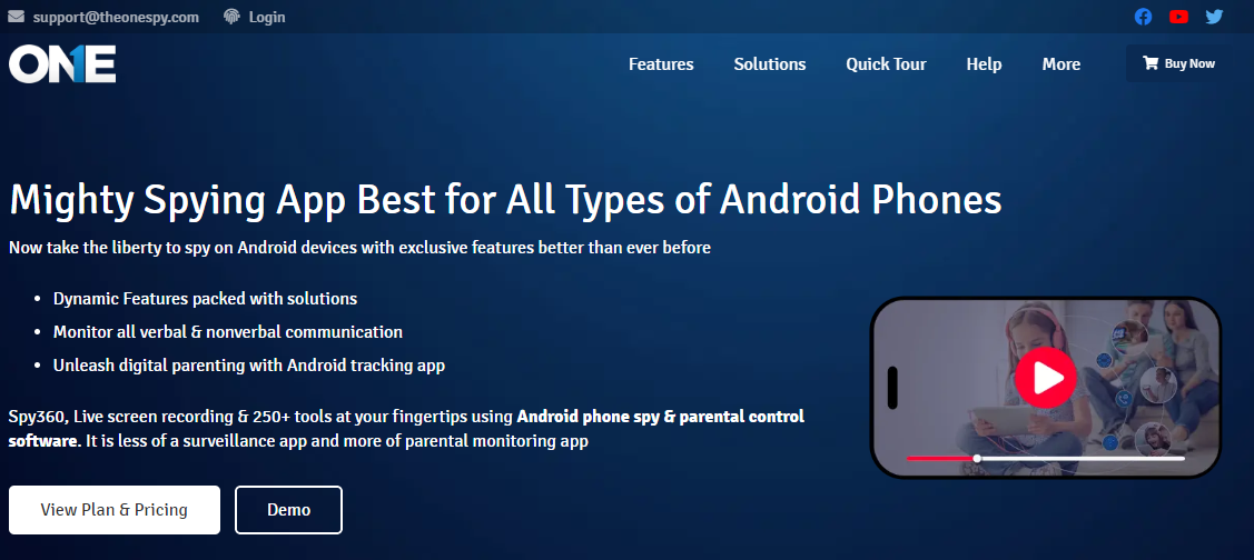 Best Hidden Spy App For Android 2020