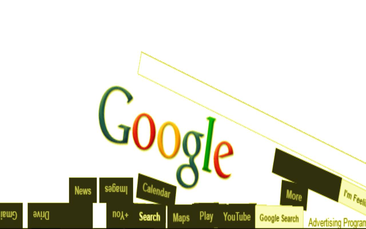 Google Gravity – Effects Around The Popular Search Engine