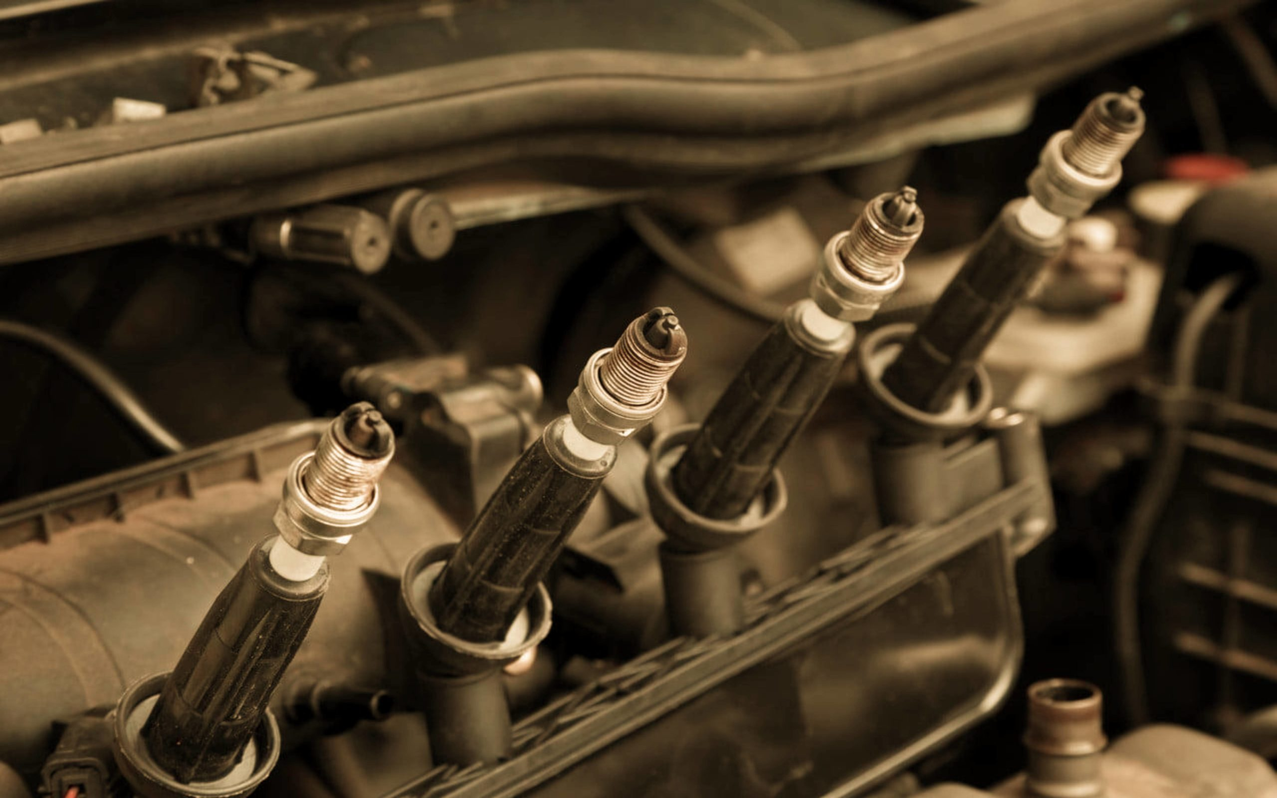 Learn The Signs When Changing The Spark Plug