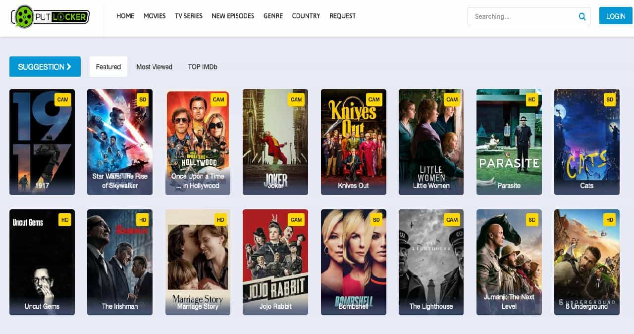 Putlocker - Top Best Alternatives To Putlockers To Watch Movies In ...