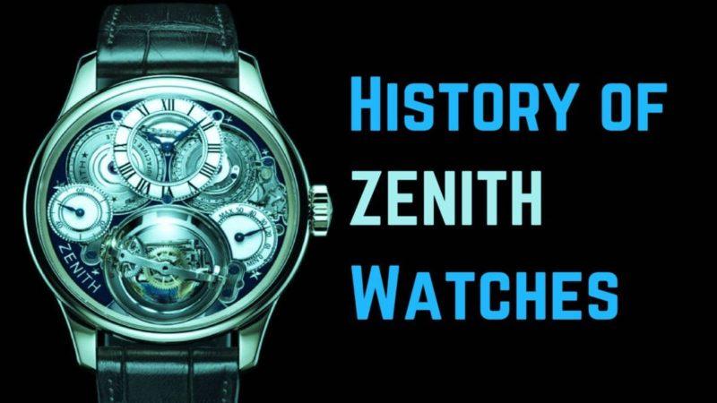 zenith history