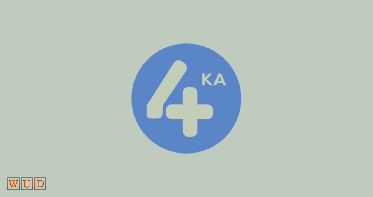 4ka: Overview of all packages. We will advise which is best for you