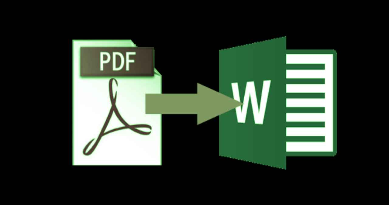 3 Quick Steps To Convert PDF to Word Through The Help of PDF Bear