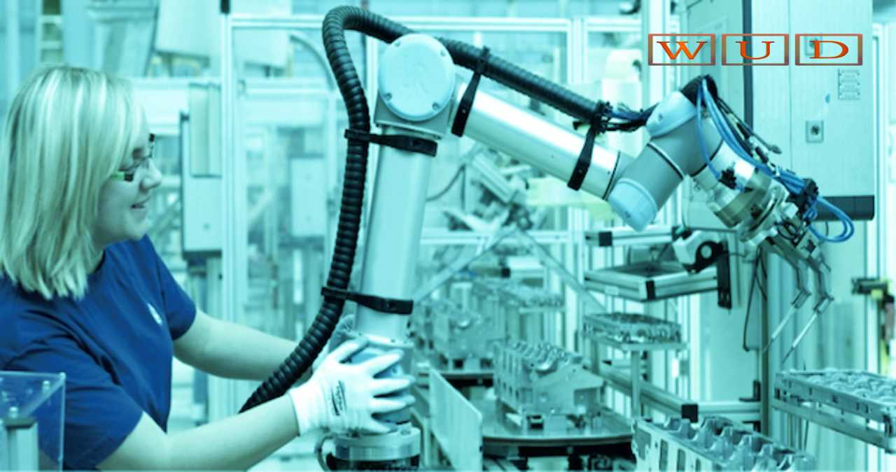 The Advantages Of Collaborative Robots In The Industry
