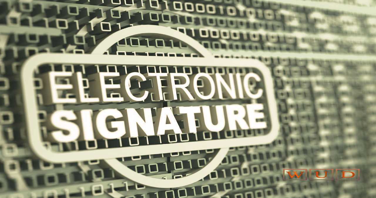 What Types Of Electronic Signature Can Be Done With A Mobile Device