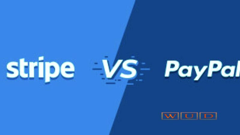 Stripe Vs PayPa
