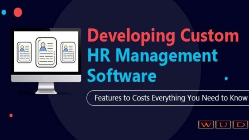 Developing Custom HR Management