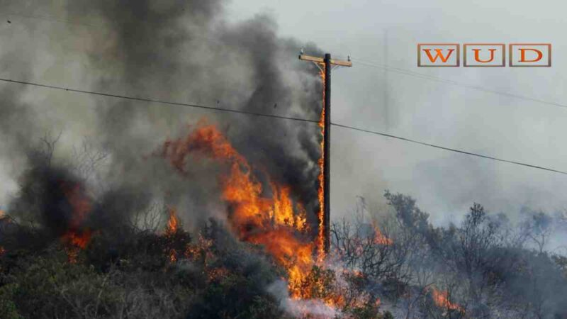 Electricity Use And Wildfires1