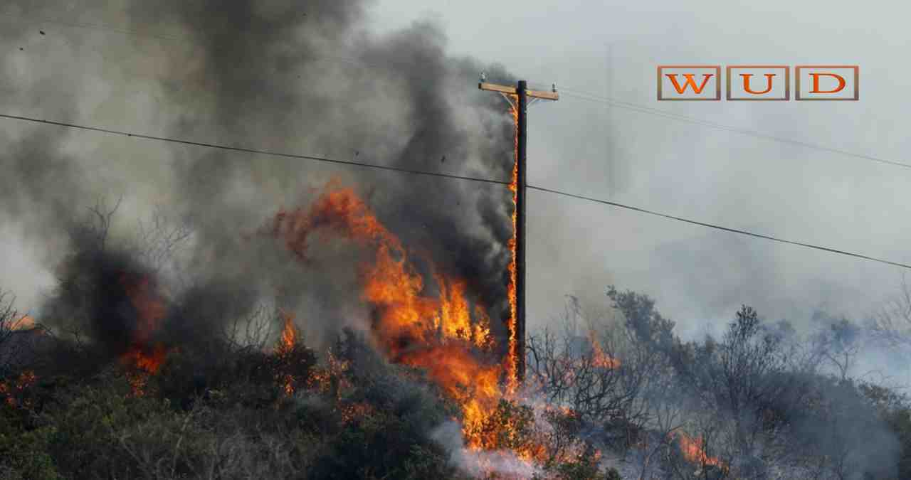 What's The Connection Between Electricity Use And Wildfires? Find Out Here