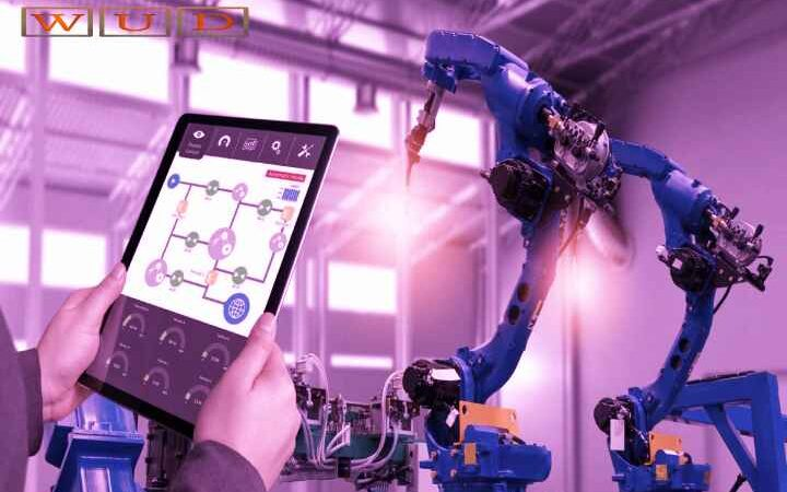 Internet Of Things In The Industrial Sector
