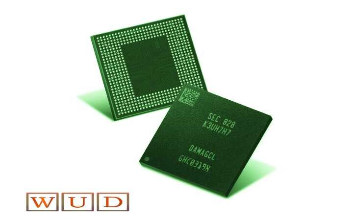 dram and nand