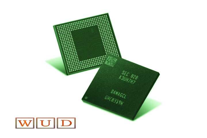 DRAM And NAND Flash Continue To Dominate The Integrated Circuit Market