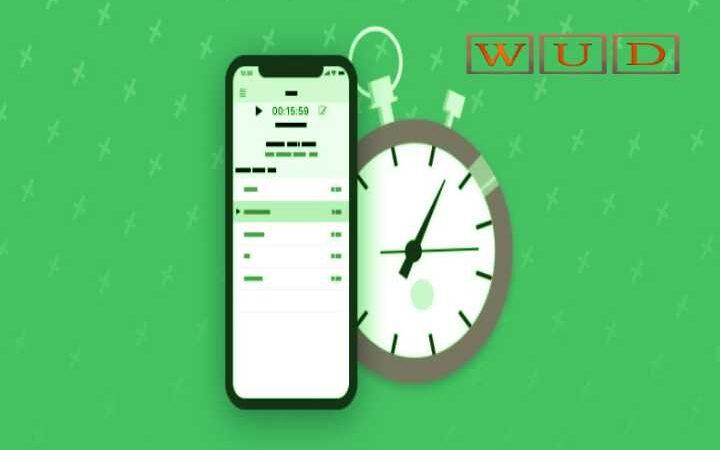 Employee Time Clock App