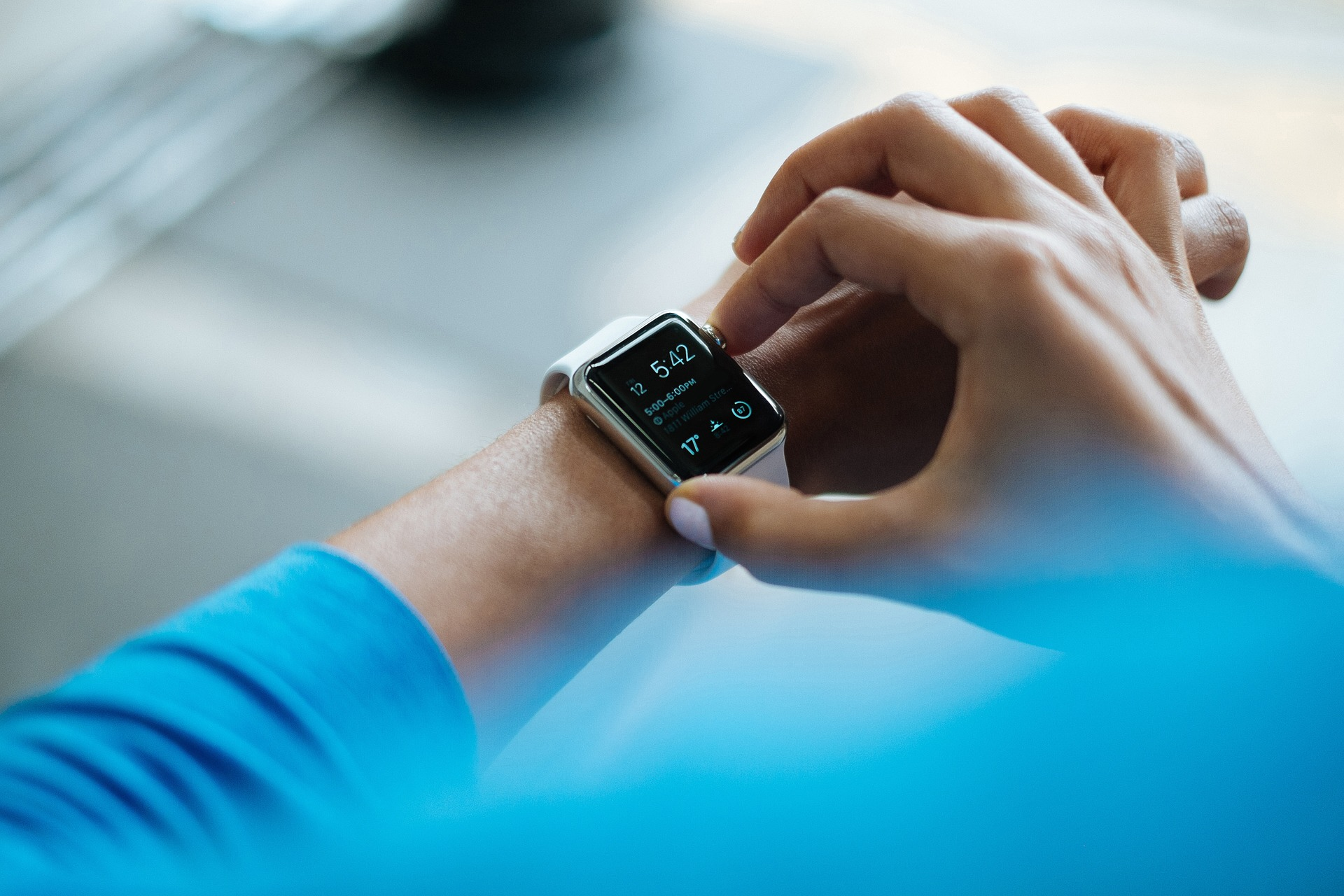 Time To Keep a SmartWatch on Your Health